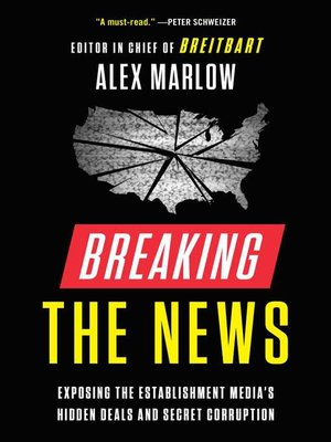 cover image of Breaking the News