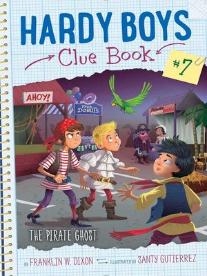 cover image of The Pirate Ghost
