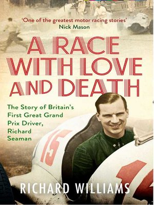 cover image of A Race with Love and Death