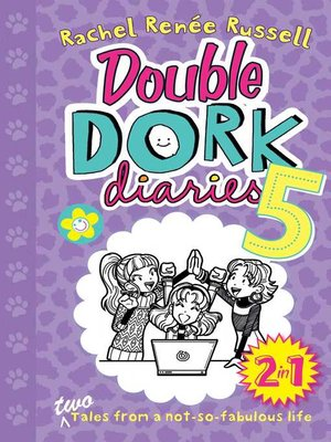 cover image of Double Dork Diaries #5