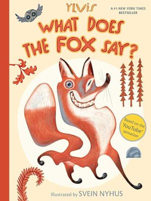 cover image of What Does the Fox Say?