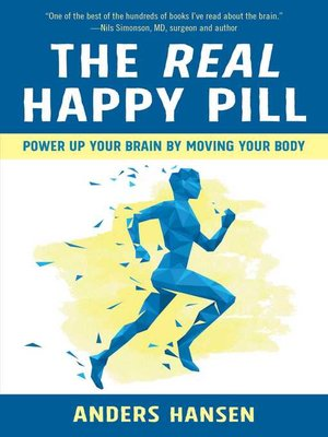 cover image of The Real Happy Pill