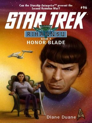cover image of Honor Blade