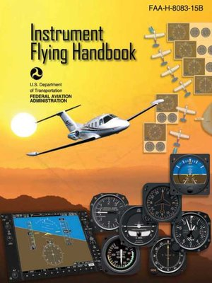 cover image of Instrument Flying Handbook (Federal Aviation Administration)