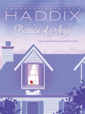 cover image of Because of Anya