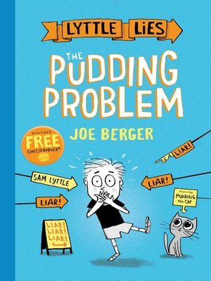 cover image of The Pudding Problem