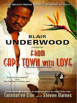 cover image of From Cape Town with Love