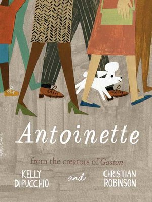 cover image of Antoinette