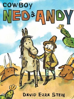cover image of Cowboy Ned & Andy