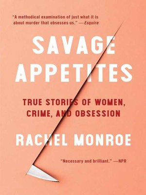cover image of Savage Appetites
