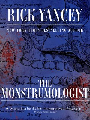 cover image of The Monstrumologist