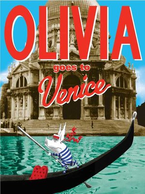 cover image of Olivia Goes to Venice