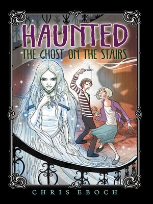 cover image of The Ghost on the Stairs