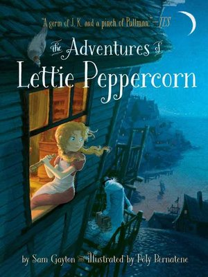 cover image of The Adventures of Lettie Peppercorn