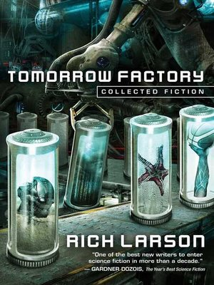 cover image of Tomorrow Factory