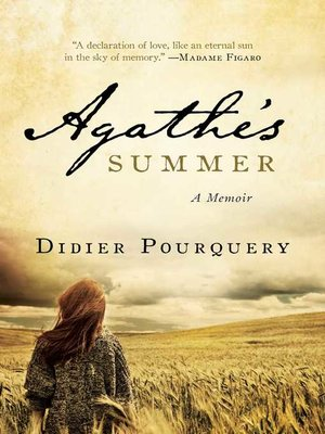 cover image of Agathe's Summer