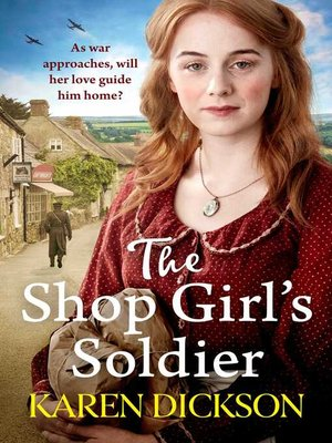cover image of The Shop Girl's Soldier