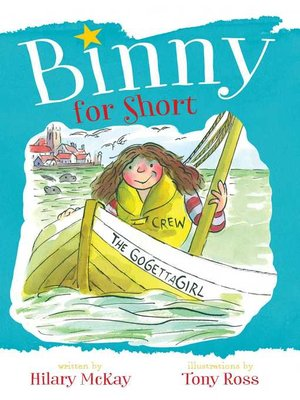 cover image of Binny for Short