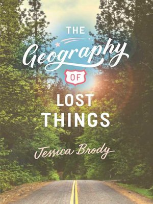 cover image of The Geography of Lost Things