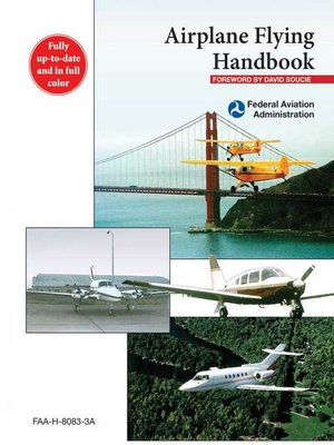 cover image of Airplane Flying Handbook