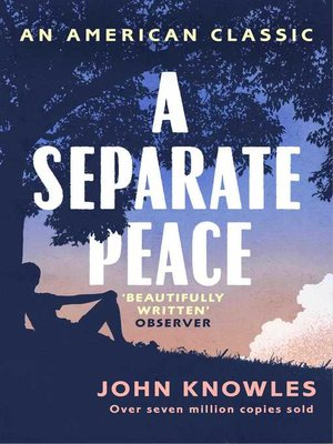 a separate peace free book