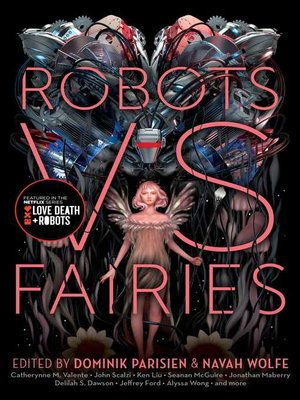 cover image of Robots vs. Fairies