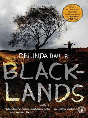 cover image of Blacklands