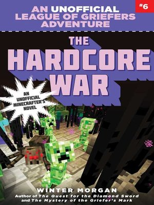 cover image of The Hardcore War