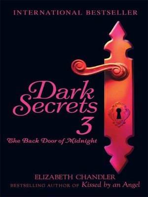 cover image of The Back Door of Midnight