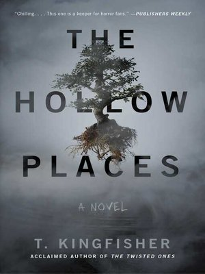 cover image of The Hollow Places
