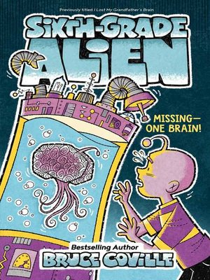 cover image of Missing—One Brain!