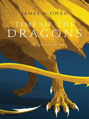 cover image of Time of the Dragons