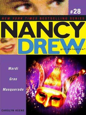cover image of Mardi Gras Masquerade