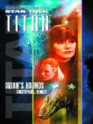cover image of Orion's Hounds