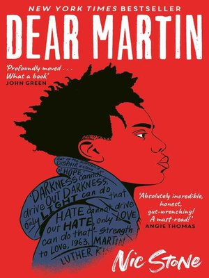 cover image of Dear Martin