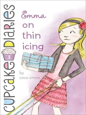 cover image of Emma on Thin Icing