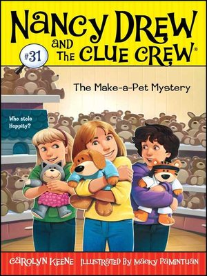 cover image of The Make-a-Pet Mystery