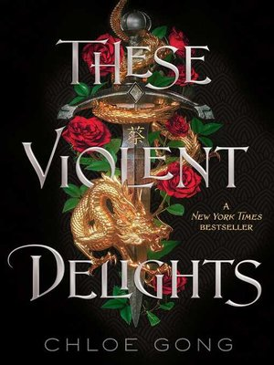 cover image of These Violent Delights