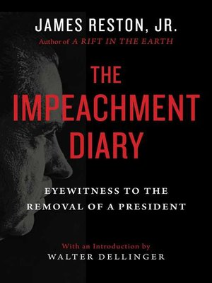cover image of The Impeachment Diary