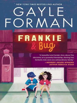 cover image of Frankie & Bug