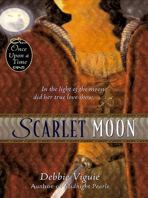 cover image of Scarlet Moon
