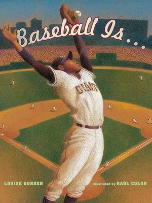 cover image of Baseball Is...