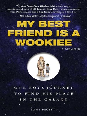 cover image of My Best Friend is a Wookie
