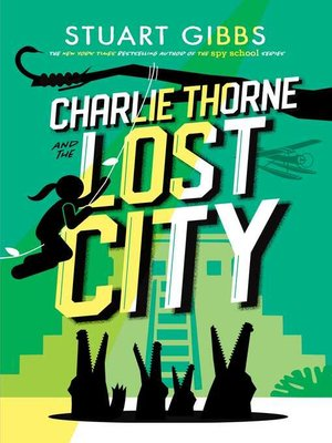 cover image of Charlie Thorne and the Lost City