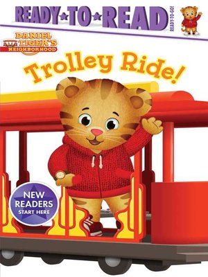 cover image of Trolley Ride!