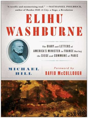 cover image of Elihu Washburne