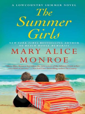 cover image of The Summer Girls