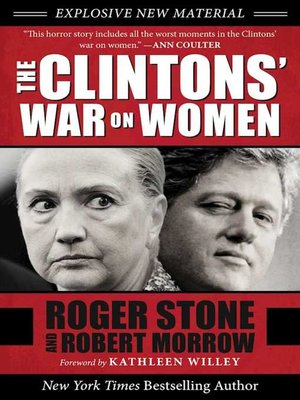 cover image of The Clintons' War on Women