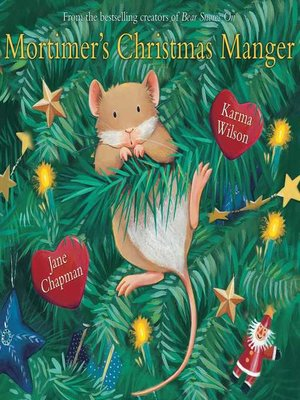cover image of Mortimer's Christmas Manger