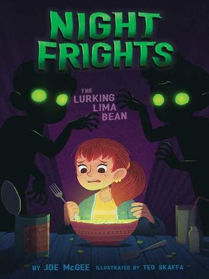 cover image of The Lurking Lima Bean